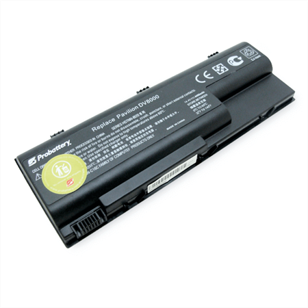 BATERÍA PARA NOTEBOOK HP DV 8000 / 8100 / 8200 / 8300 SERIES